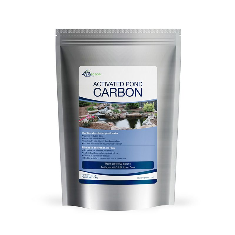 Activated Pond Carbon
